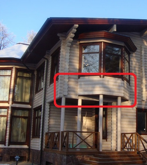 Ошибки проектирования деревянного дома..
